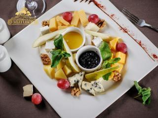 Сырная тарелка Адриатика