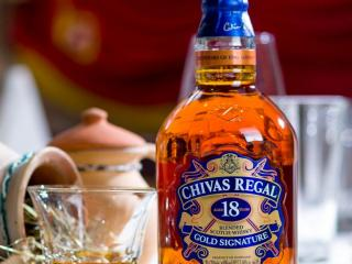 Чивас Ригал 18 лет